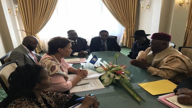 Commonwealth Secretary General Visit: Fru Ndi, Akere Muna fails to deplore atrocities in Manyu