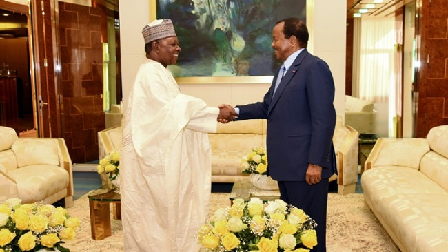 Nigeria says it 'by no means' supports Southern Cameroons secessionists