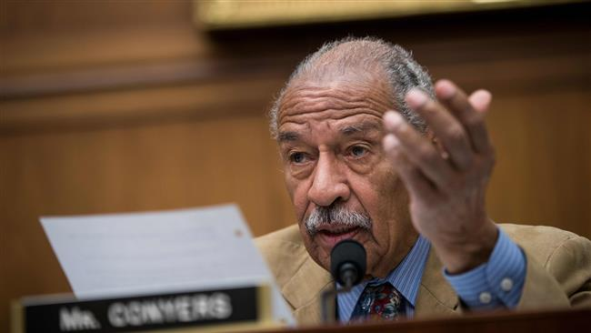 US: Congressman Conyers resigns amid allegations of sexual misconduct