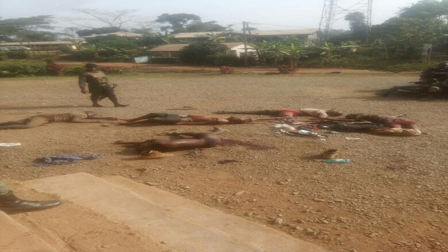 Southern Cameroons Crisis: Calm gradually returns to Mamfe as fear still reigns