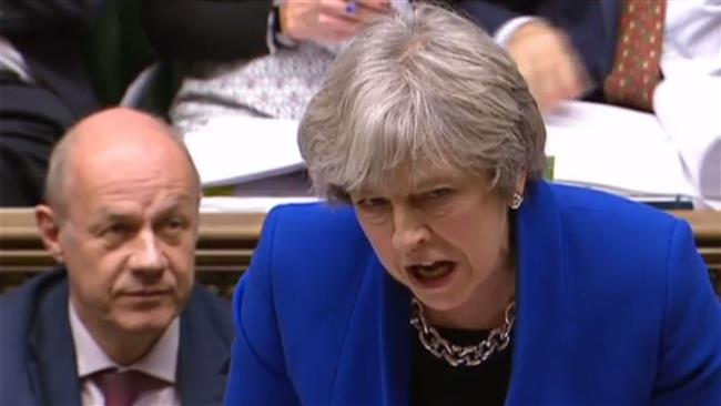 Theresa May asks key ally Damian Green to resign over porn scandal