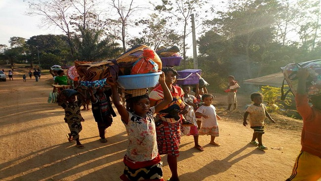 30,000 refugees flee violence in Southern Cameroons