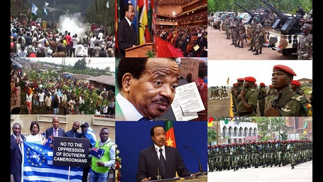 It's time for Biya to meet with the Interim President of the Federal Republic of Ambazonia