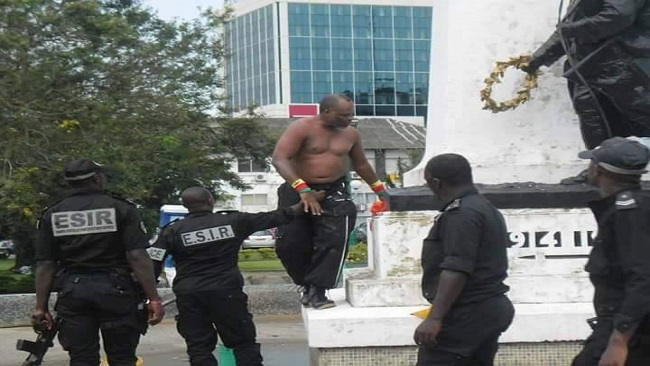Douala: A man trying to erase all of Cameroon's colonial markers