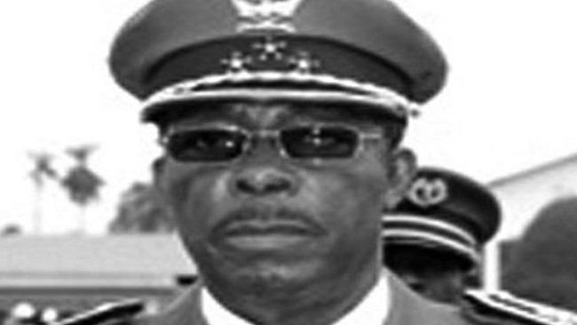 Where is General Ivo Yenwo?