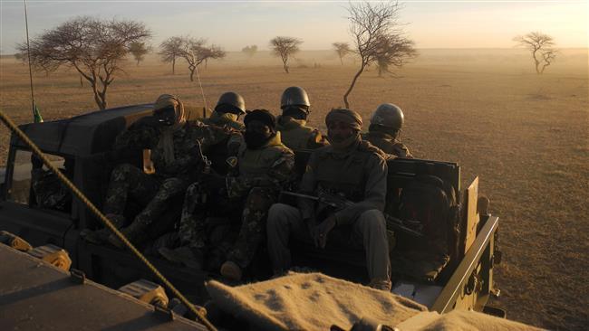 Mine blast kills 3 Malian soldiers hunting for extremists