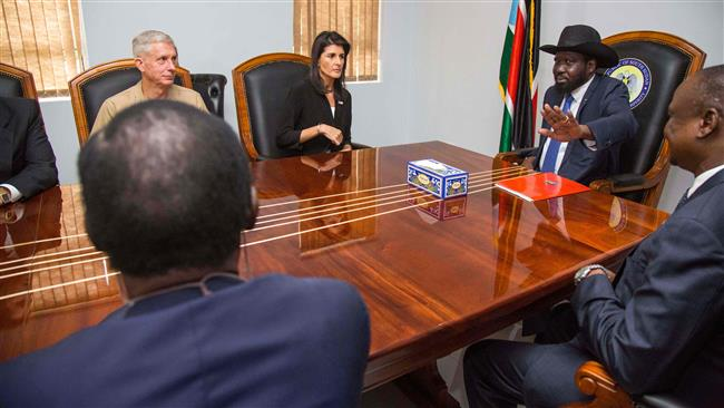 African UN envoys ask Trump to meet leaders after vulgar remark