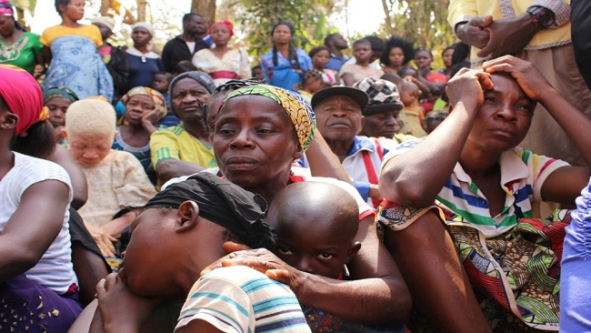French Cameroun torturing Southern Cameroons women in detention
