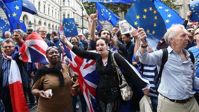 More Britons favor second Brexit referendum