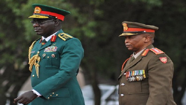 Nigeria and South Africa strengthening defence relations