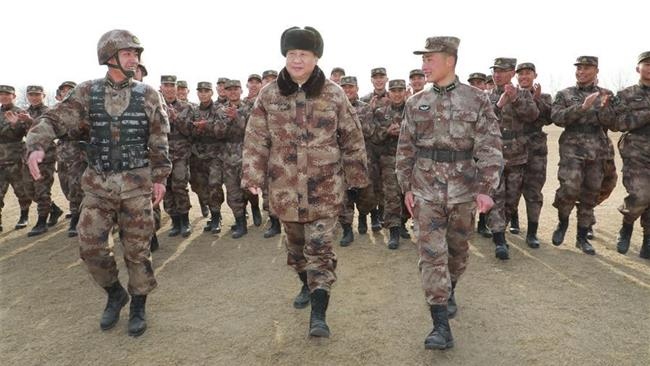 'Always be prepared for war,' China's Xi Jinping tells military
