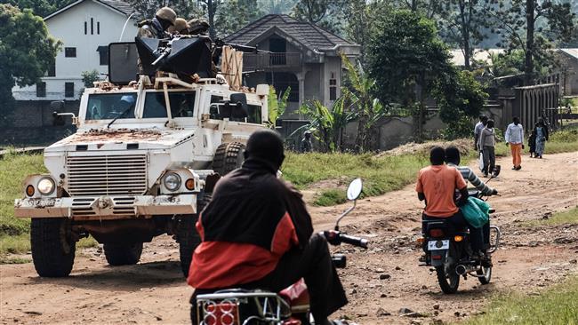 UN says Congo-Kinshasa at breaking point