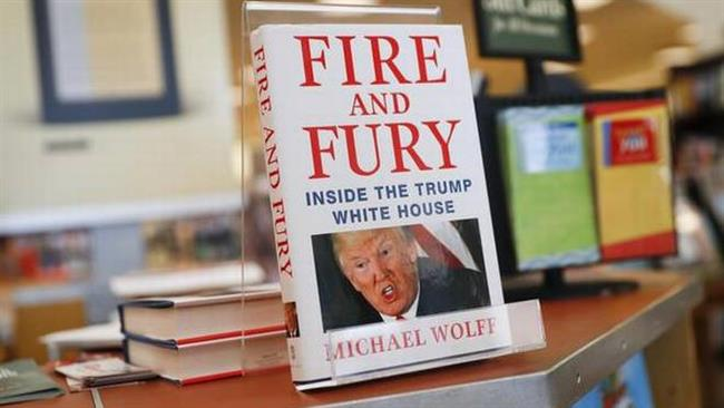 'Fire and Fury' puts 'final nail in coffin' of Trump's presidency