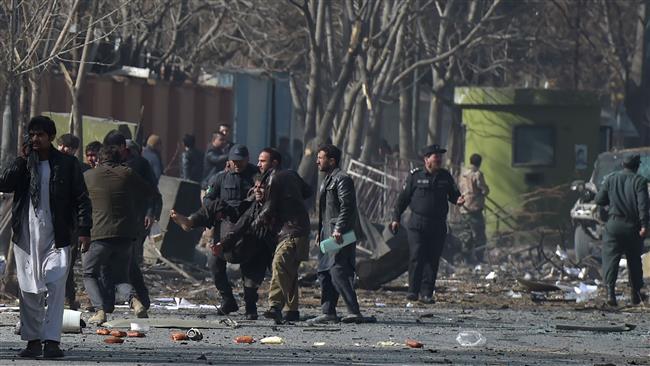 Trump demands 'decisive action' against Taliban after latest Kabul bombing