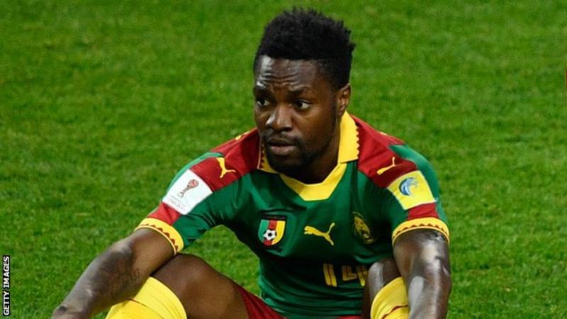 Cameroon's Mandjeck rejoins Metz on loan from Sparta Prague