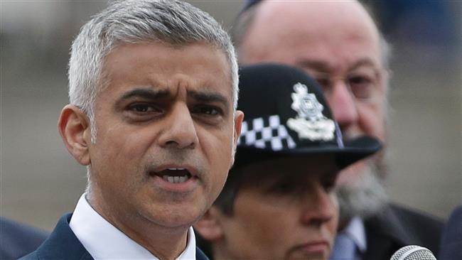 London Mayor Sadiq Khan says Trump sounds like ISIL