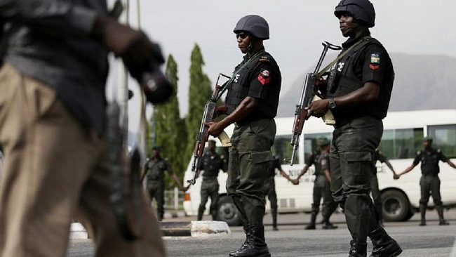 Nigeria police arrests 39 suspected members of the Ambazonia Defense Force