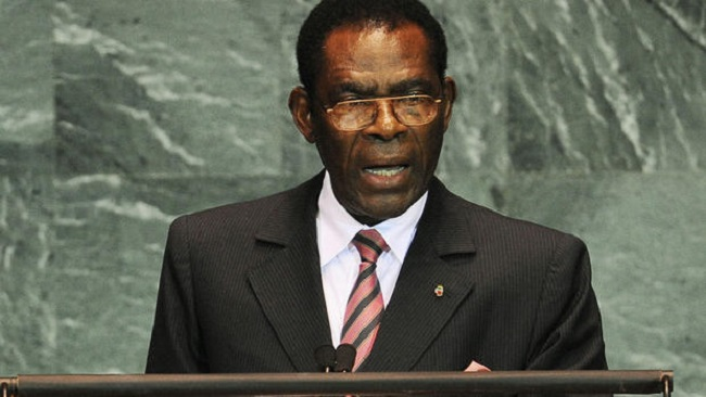 Equatorial Guinea's president urges dialogue to solve Southern Cameroon crisis