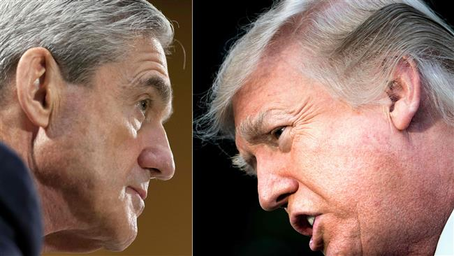 Trump 'looking forward to' talk to Mueller in Russia probe