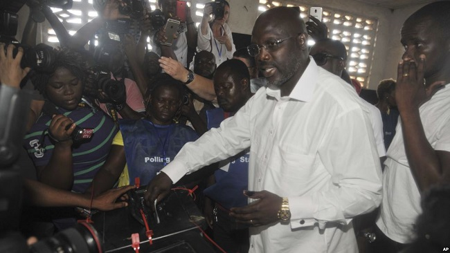 George Weah: Slum to Soccer Stardom and Now President