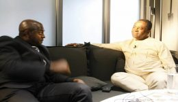 President Sisiku Ayuk Tabe's Yaoundé meeting cruelly exposes the timidity of disgraced Sako Ikome and Chris Anu