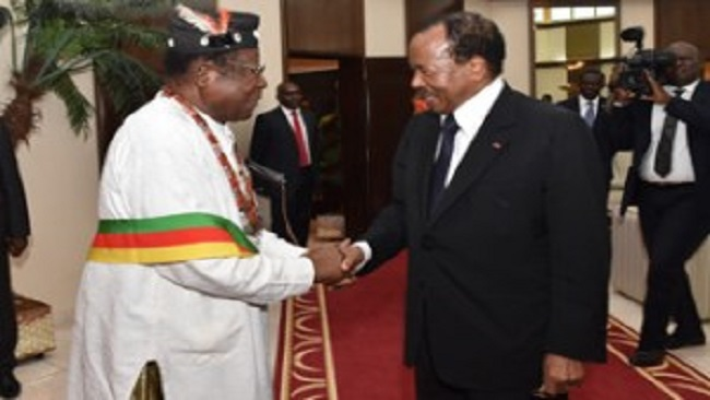 Southern Cameroons Crisis: Chief Mukete faced with a tough choice