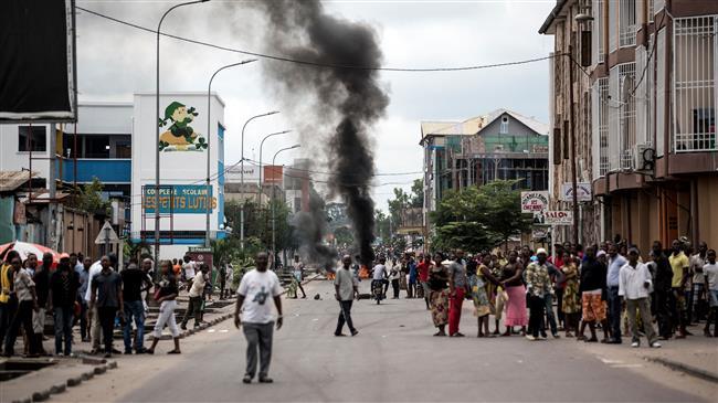 Congo-Kinshasa: Police attack protesters in anti-government rally