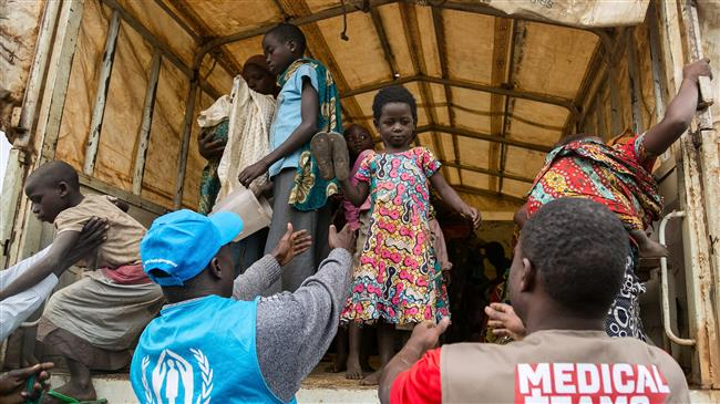 Congo-Kinshasa: Ethnic clashes leave 200,000 displaced
