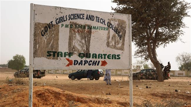 Nigeria admits missing girls have been 'abducted'