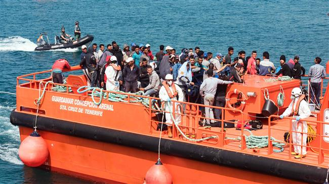 Bodies of 20 migrants recovered from sea near Morocco