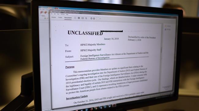 US: Democrats blast release of Republican memo on FBI surveillance