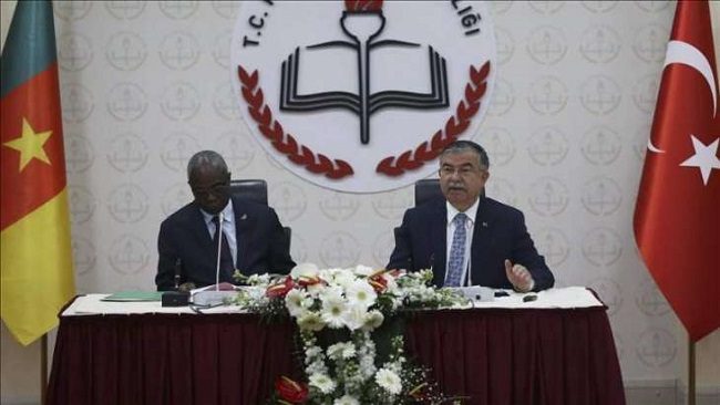 Turkey To Build Vocational Training Center In French Cameroun