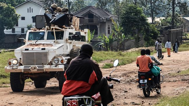 UN peacekeepers face new sex abuse claims in Congo-Kinshasa