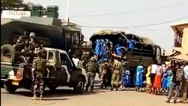 Biya regime imposes curfew in the Buea Province amid Anglophone crisis