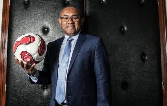 Caf president Ahmad throws doubt on Cameroon hosting 2019 Afcon