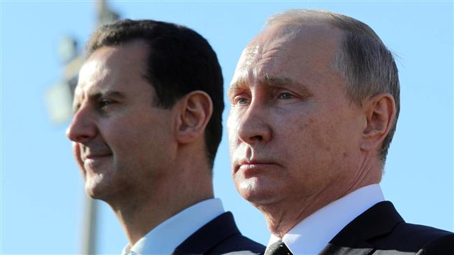 Syrian president says Putin's election win result of 'outstanding performance'