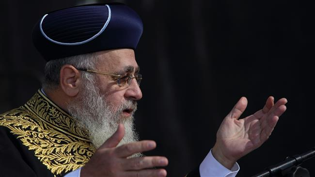 Africans rally in Tel Aviv after 'monkeys' slur by Chief rabbi