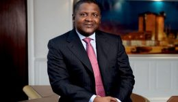Dangote consolidates 'Africa's richest man tag