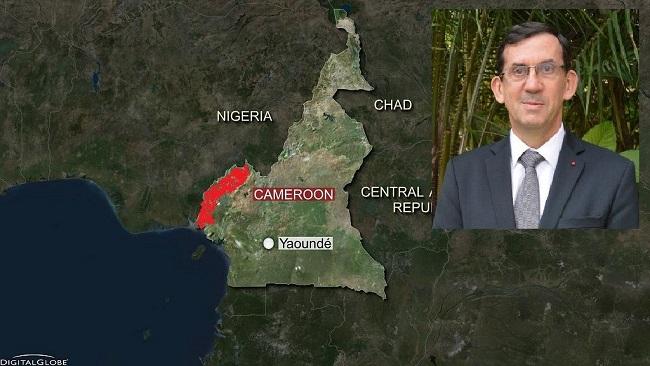 Federal Republic of Ambazonia no-go area – France warns citizens