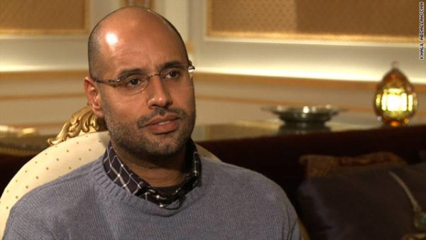 Sarkozy Affair: Gaddafi's son, Saif al Islam welcomes arrest, offers evidence