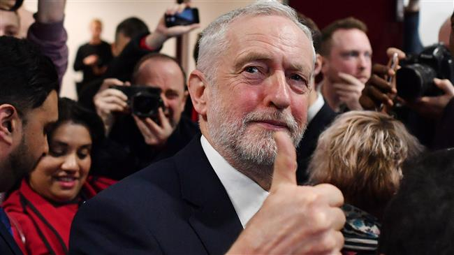 UK: Labour Party opens big lead over Conservatives
