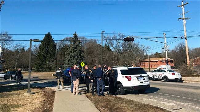 Two shot dead at Central Michigan University, suspect at large