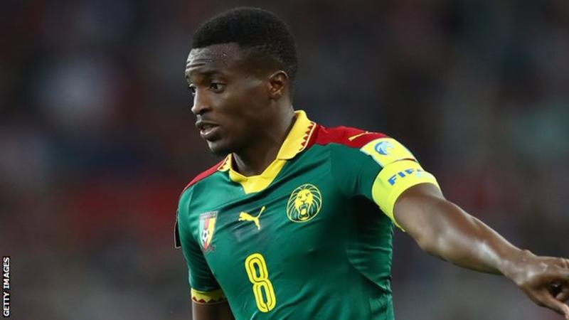 Indomitable Lions: Captain Moukandjo joins Chinese side Beijing Renhe on loan