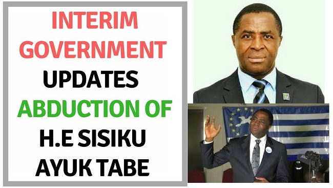 Yaounde: Sisiku Ayuk Tabe showing no signs of surrender