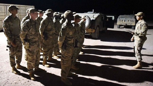 US troops in Cameroon to receive 'danger pay'