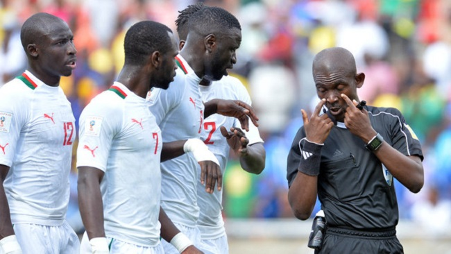 Russia 2018 World Cup: 16 African match officials selected based on skills and personality