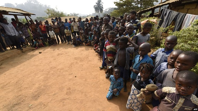 Southern Cameroons Crisis: Half a million civilians displaced in skirmishes