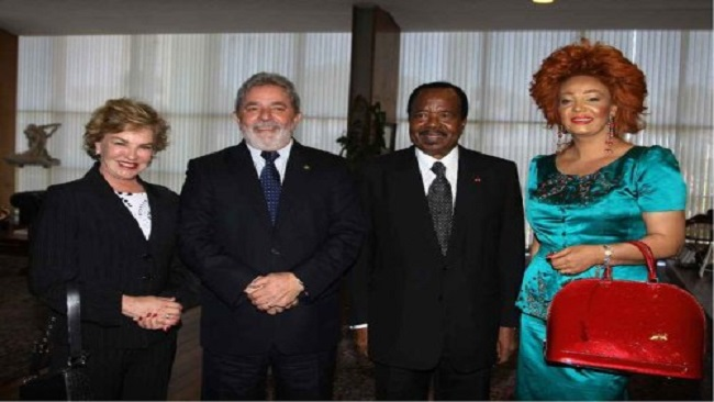 Biya's Latin American friend Lula ordered to turn himself in within 24 hours