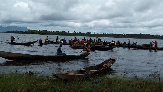 Ambazonia: Boat accident claims eight lives