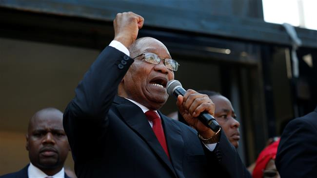 South Africa's Zuma pleads innocent after hearing adjourned